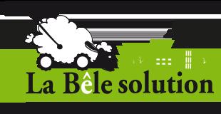 [ La Béle solution - logo ]